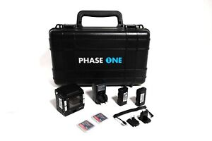 Phase One P45 Hasselblad V Digital Film Back In Flight Case Low Actuations!