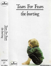 Tears For Fears The Hurting CASSETTE ALBUM Electronic Synthpop no barcode 11trk