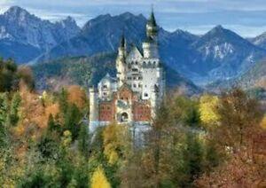 Xtra Large Piece Jigsaw Puzzles - Neuschwanstein Castle