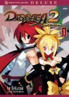 Disgaea 2: Volume 1: Cursed Memories - Paperback By Hekaton - VERY GOOD