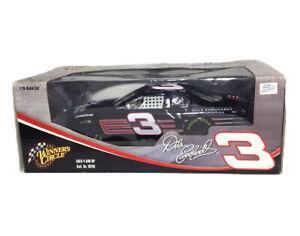 Dale Earnhardt Foundation Winner's Circle NASCAR Hasbro 1:18 Diecast Car 16246
