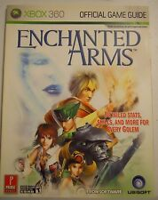 Enchanted Arms Prima Official Game Strategy Guide XBOX 360