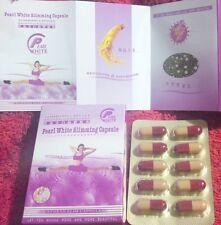 60 Pills Pearl White Weight Loss Diet Slimming Capsules Diet Burn Fat Slim Fit
