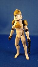 Star Wars Clone Wars: Clone Tank Gunner from the Turbo Tank (loose/incomplete)