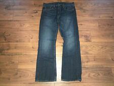 NICE Levis 527 Low Rise Boot Cut 4257 Wash 100% Cotton Jeans 34X30 EXCELLENRT!