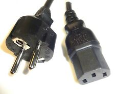 1.4m Samsung P/N: 3903-000452 Power Lead PC / Kettle Cable [ Europe ] 250V 16A