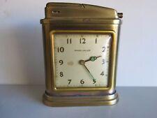 Vintage  Phinney-Walker Clock Cigarette Lighter Rare