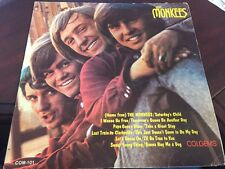 THE MONKEES LP SELF TITLED 1966 RCA COM-101