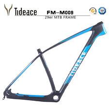 T800 Tideace Carbon Fiber Mountain Bicycle Frames 29er Cycling MTB Bike Frames