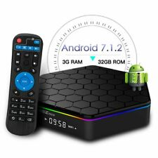 T95Z Plus TV Box Amlogic S912 Android 7.1 Octa Core 3GB/32GB 4K WiFi.