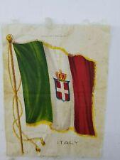 Italy Flag Nebo Cigarette Tobacco Silk 5x7