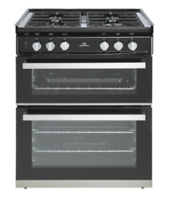 New World Black Built-In 60cm LPG Gas Oven And Grill Cooker - 605DITC