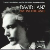 Skyline Firedance - Music CD - Lanz, David -  1990-09-14 - Narada - Very Good -
