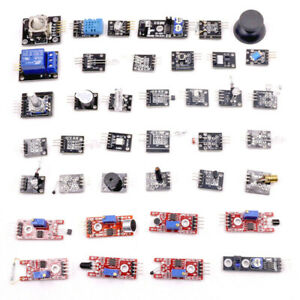 KIT 37 sensori per Arduino - Raspberry Pi - MCU Lotto moduli