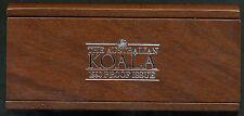AUSTRALIA 1990P $50.00 ½ Oz. PLATINUM KOALA PROOF IN ORIGINAL BOX (SALES 1,029)
