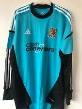 Hull City Goalkeeper Shirt Size Xl Excellent Condition