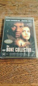 The Bone Collector (DVD, 1999) Reg 4 NEW & SEALED Collector Ed Denzel Washington
