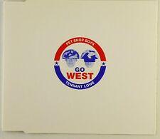 Maxi CD - Pet Shop Boys - Go West - A4211