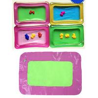 42 * 28 cm Aufblasbare Sandkiste Plastiktisch Baby Kinder Indoor Spielen SandZAB