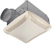 Nutone 763N Exhaust Bath Fan 50 CFM with Light