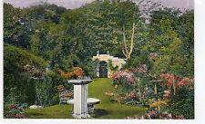 THE GARDENS, BARSKIMMING HOUSE, MAUCHLINE: Ayrshire postcard (C7987)