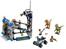 LEGO Jurassic World Raptor Escape (75920) Brand New, Factory Sealed, Free Ship