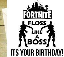 Fortnite Floss Like A Boss Ebay