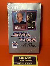 IMPEL 1991 Star Trek 25th Anniversary Official Trading Card SEALED BOX 36 Packs