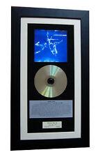 CATHERINE WHEEL Chrome CLASSIC CD Album TOP QUALITY FRAMED+EXPRESS GLOBAL SHIP