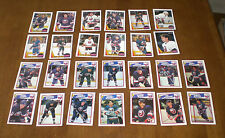1987-88 & 1988-89 OPC NEW YORK ISLANDERS TEAM SETS