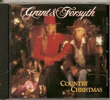 GRANT & FORSYTH Country Christmas DUTCH CD ALB guys & dolls