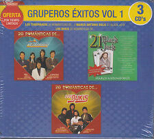 CD - Moderatto Partes De Mi Historia NEW 3 CD's Oferta FAST SHIPPING !