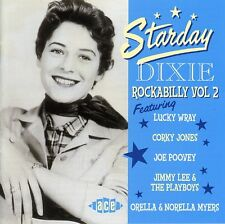 Various Artists - Starday Dixie Rockabilly 2 / Various [New CD] UK - Import