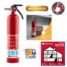 Multipurpose Fire Extinguisher Standard Home Car Portable Truck First Alert 1.25