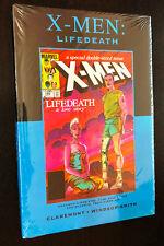X-MEN Lifedeath Hardcover -- Marvel Premiere Classic 71 Variant -- SEALED HC