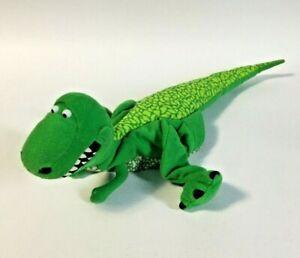 Vintage 1995 Burger King Disney Pixar Toy Story Rex Dinosaur Hand Puppet