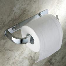 Toilet Paper Towel Holder Hook Chrome Bathroom Suction Hanger Rack Kitchen CA