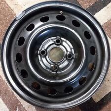 01 02 03 04 05 Civic 14x5-1//2 Factory Steel Wheel Rim Used OEM