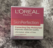 L'Oreal Skin Perfection Correcting Day Moisturiser 50ml BNIB Sealed