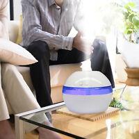 Ultrasonic Mini LED USB Essential Oil Air Humidifier Aromatherapy Diffuser!