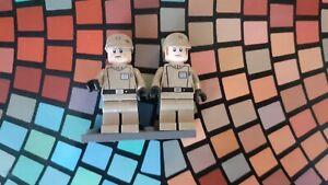 Lego Star Wars Rebels Figuren aus 75082- Imperial Officer #2