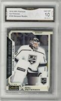 2018-19 O-Pee-Chee Platinum #169 Cal Petersen RC | GEM MINT 10