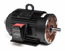 Marathon 2 HP 1800 RPM TENV 230/460 VOLTS Black Max 145TC 3 PH. MOTOR NEW