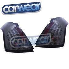 SUZUKI SWIFT 04-06 07-10 SMOKE LED TAIL LIGHT