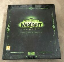 World of Warcraft Legion Collector's Edition (NEW & SEALED)