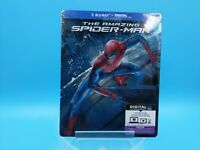 film blu ray neuf edition steelbook the amazing spider-man