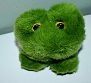 LILY the frog Plush Puffkins SWIBCO New with Tags! Style 6600 vintage 1994