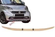 Front Bumper Spoiler Lip for SMART ForTwo 451 2007-2014 B Design