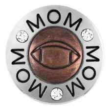 Jewelry Free - Football Mom Sn14-09 Buy 4,Get 5Th $6.95 Ginger Snap