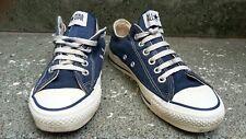 Converse Chucks Made In USA Gr. 5 ( 38 ),  blau, getragen